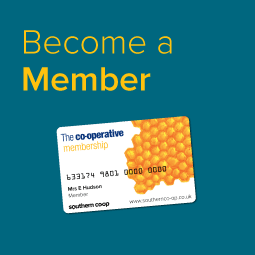 Become a member of Southern Co-op