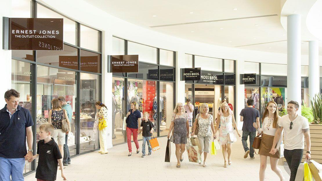 Swindon designer outlet at swindon united kingdom for Outlet design