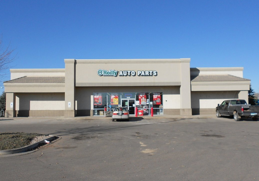 1006 North College Avenue Fort Collins Co O 39 Reilly Auto