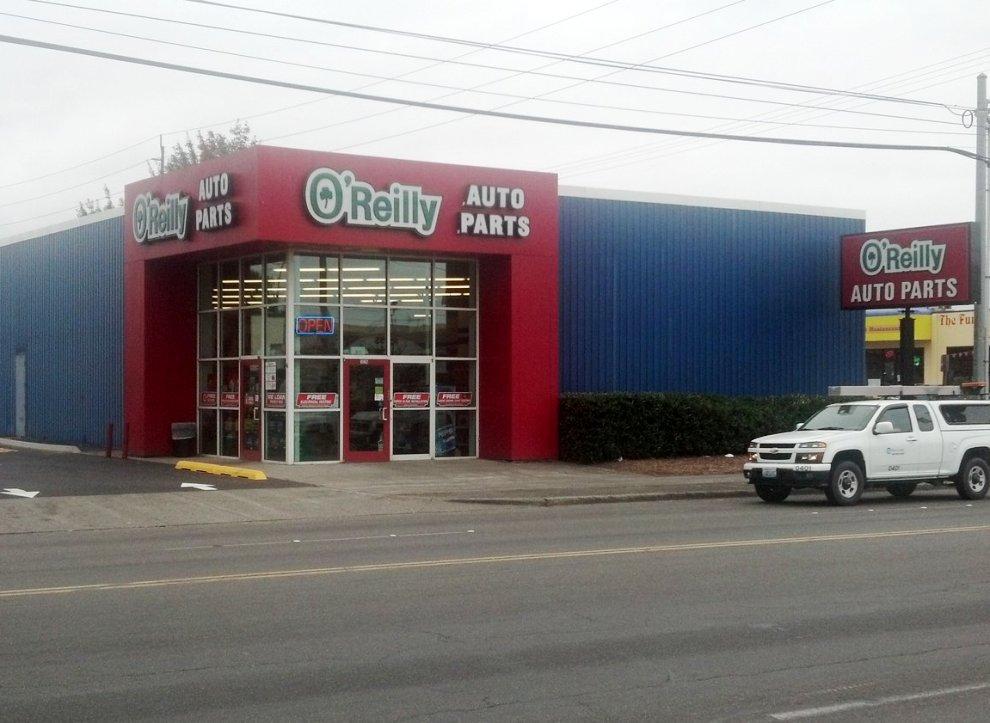 3026 South 38th Street Tacoma Wa O Reilly Auto Parts