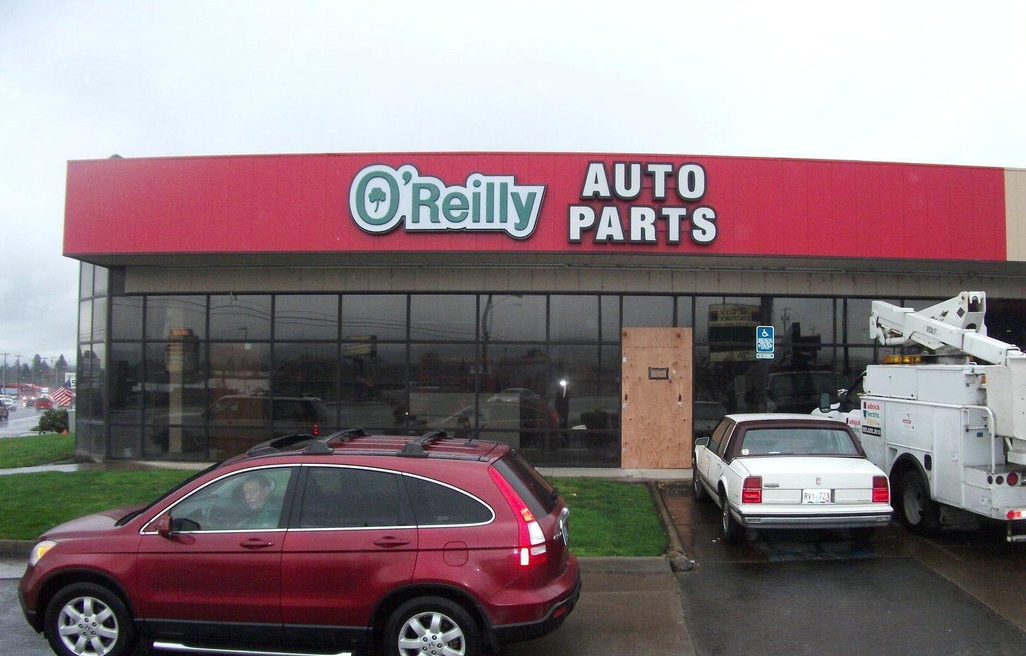 2301 Portland Rd Newberg Or O Reilly Auto Parts