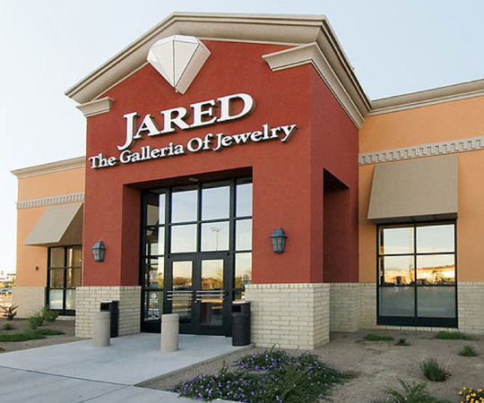 Jared The Galleria of Jewelry in Orem UT 531 East University Parkway