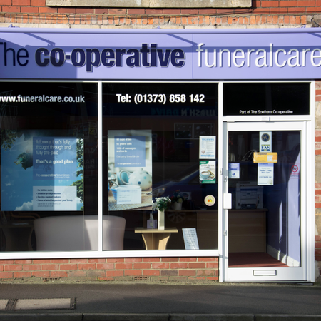 The Co-operative Funeralcare Westbury