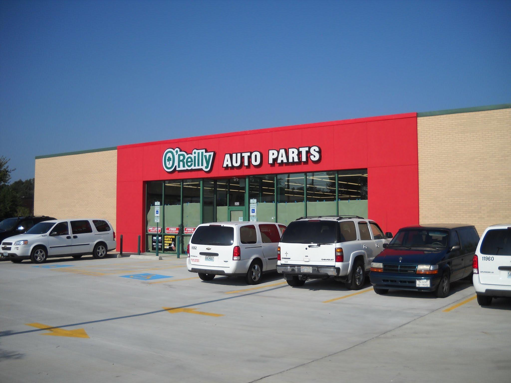 202 south eastern blvd fayetteville nc o 39 reilly auto parts for Easterns automotive group eastern motors