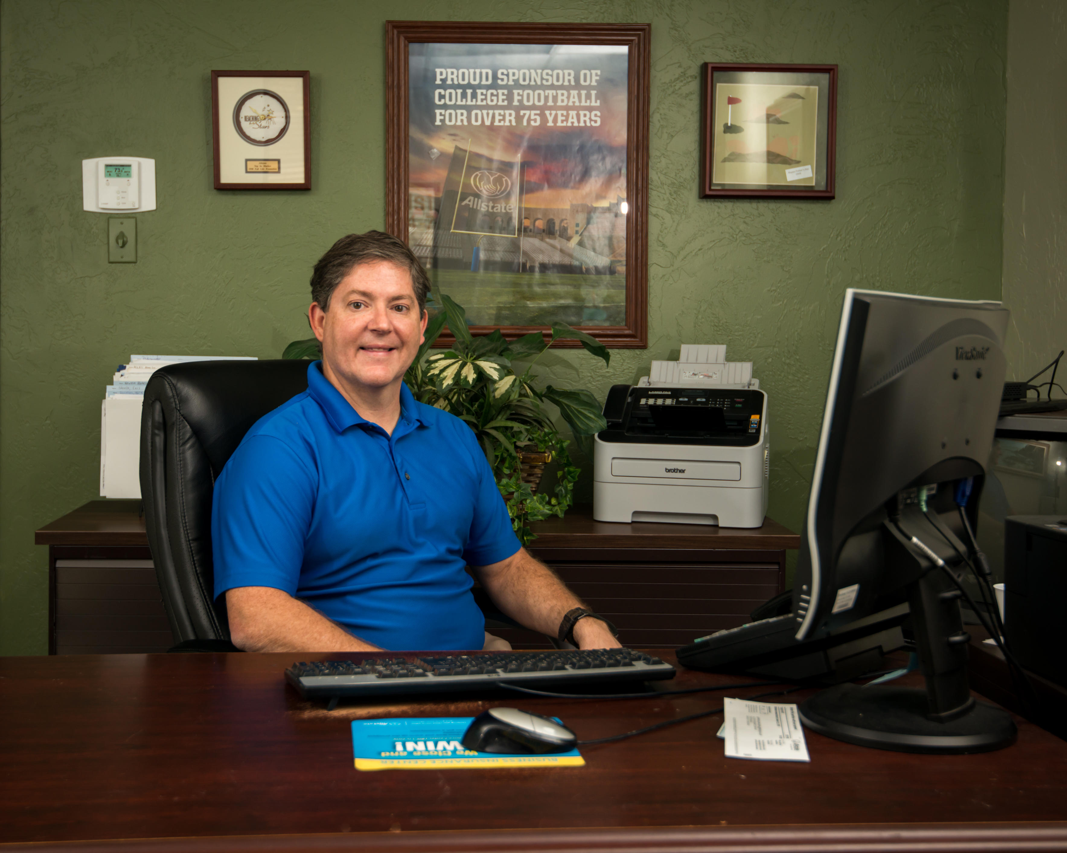 Allstate My Account >> Allstate | Car Insurance in Yukon, OK - Scot A. Stephens