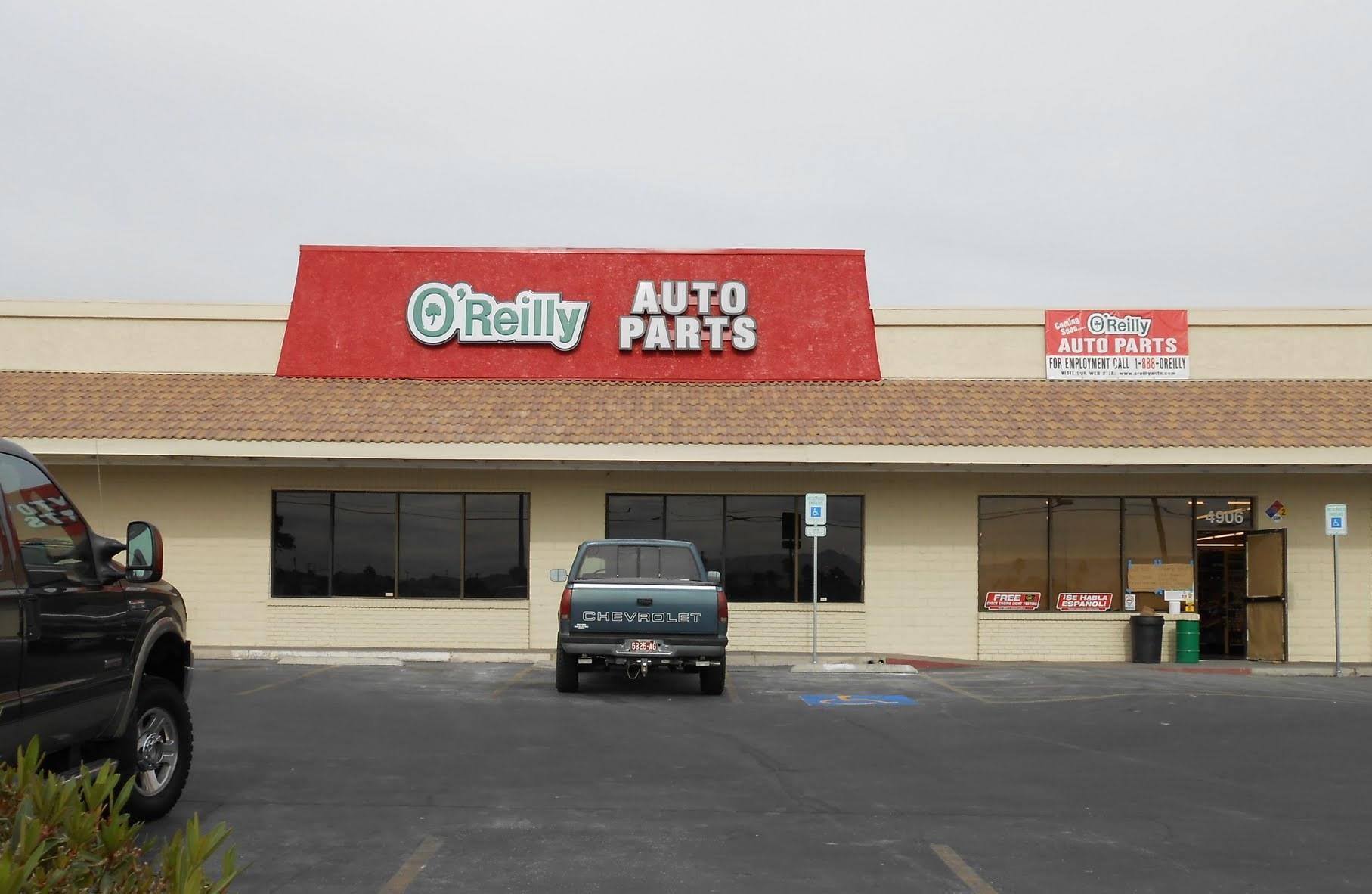 4906 E Tropicana Ave Las Vegas Nv O Reilly Auto Parts