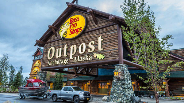 Anchorage Outdoor Clothing Stores