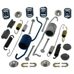 Brake Drum All-In-One Kit