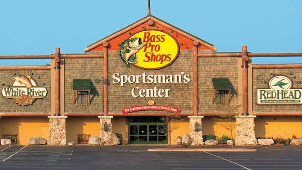Bass pro shops 2 commerce dr hooksett nh sporting for Fish cleaning table bass pro