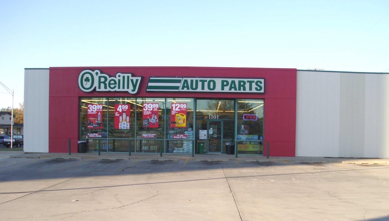 Rock Island Auto Parts Store