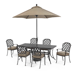 Image Of Outdoor Patio Furniture
