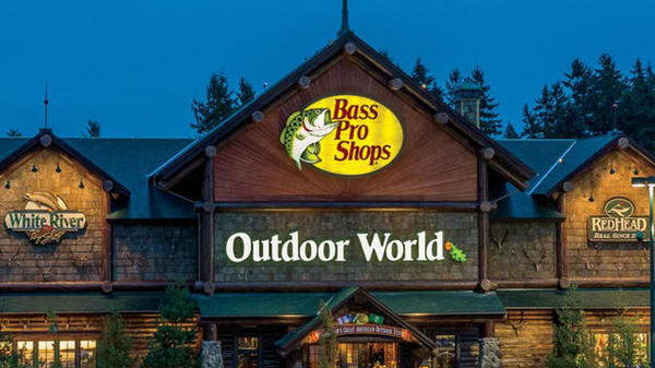 Bass pro shops 7905 s hosmer st tacoma wa sporting for Fish cleaning table bass pro