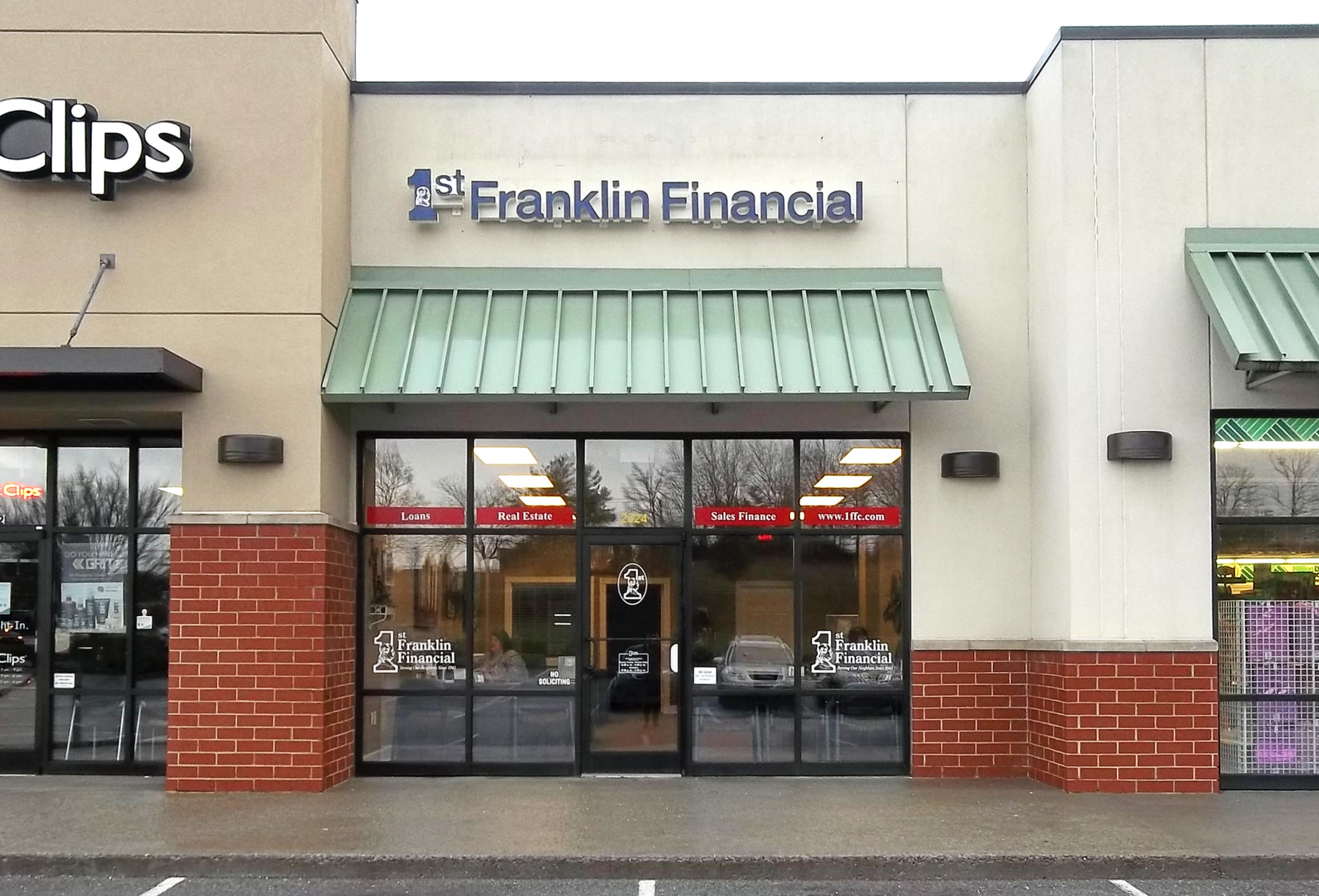 1st Franklin Financial Debt Consolidation Loans