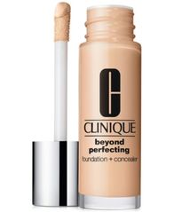 Image of Clinique Beyond Perfecting Foundation + Concealer, 1 oz.