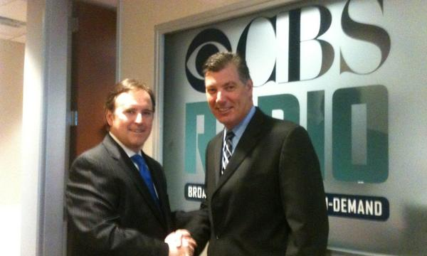 Interviewed by Scott Sams after being recognized as a 'True Blue DFW Business'.