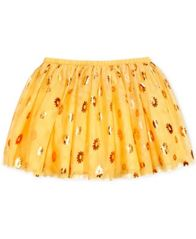 Image of Epic Threads Mix and Match Daisy-Print Tutu Skirt, Toddler Girls (2T-5T), Created for Macy's