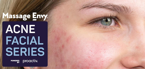 The Acne Facial Series powered by Proactiv®