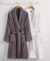 Image of Hotel Collection Finest Modal Robe, Luxury Turkish Cotton, Created for Macy's