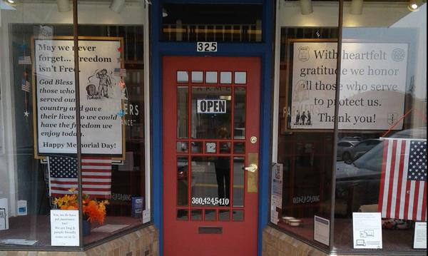 This is our storefront.