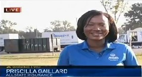 Priscilla Gaillard - In The Community
