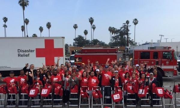Farmers® Red Cross Volunteer Event 03-19-2016