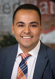 Joel Panduro Loan officer headshot