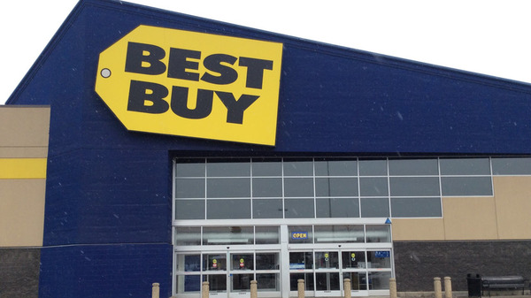 Best Buy Edmonton North