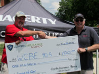 Check presentation for WCBE