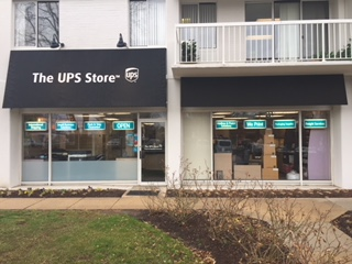 Facade of The UPS Store McLean