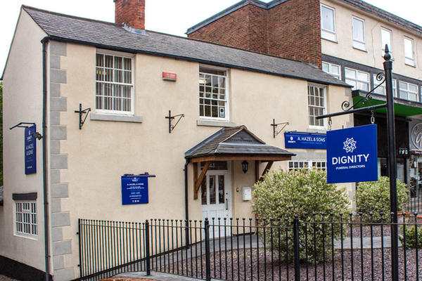 A. Hazel & Sons Funeral Directors in Sutton Coldfield
