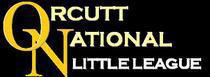 Proud Coach/Supporter of Orcutt National Little League!