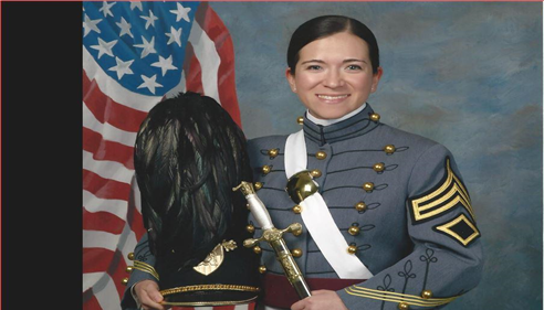 Daughter-in-law: West Point Military Graduate, command with Combat Engineering