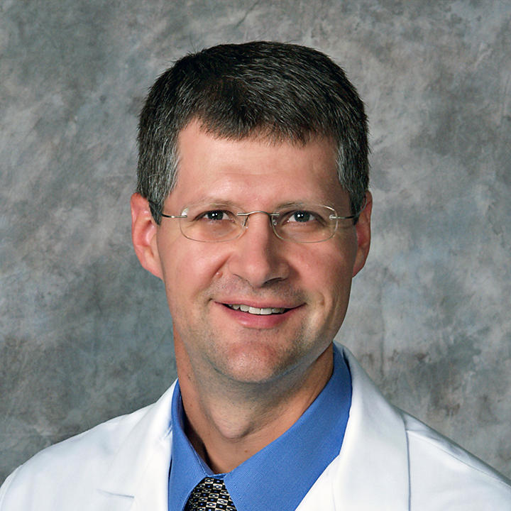 Photo of David White, M.D.