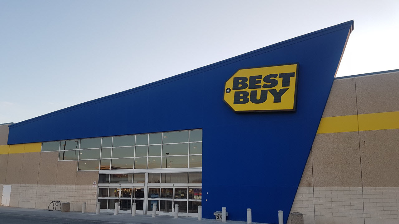 Best Buy Across from Scarborough Town Centre