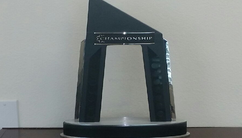 Our Agency won a Championship award last year!