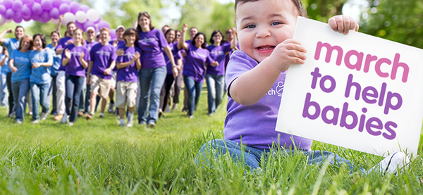 We lead the way with research and programs that promote healthier mothers and babies!
