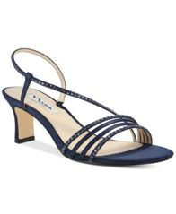 Image of Nina Gerri Evening Sandals