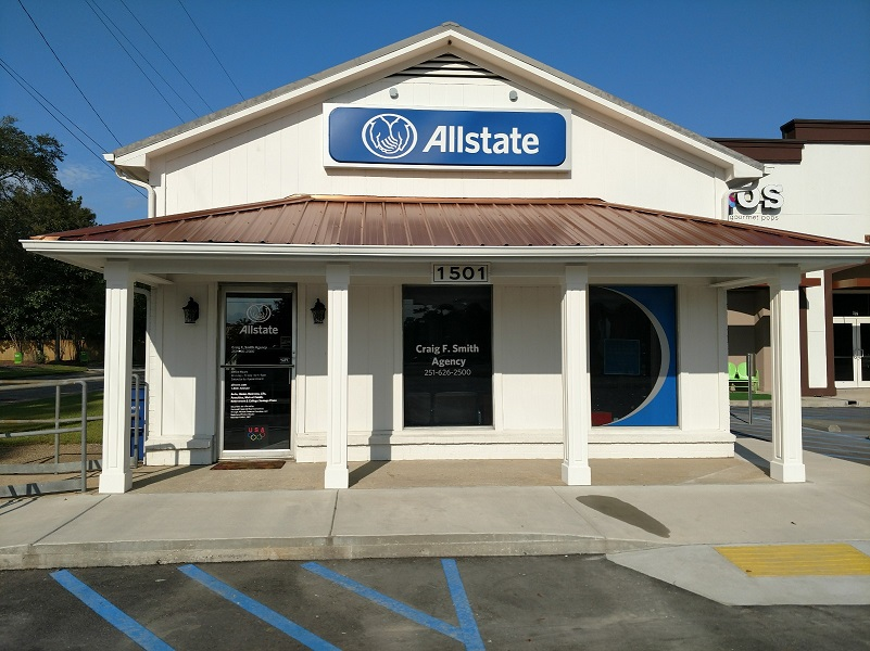 life home car insurance quotes in daphne al allstate craig f smith. Black Bedroom Furniture Sets. Home Design Ideas