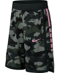 Image of Nike Big Boys Printed Shorts