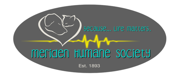 Logo of the Meriden Humane Society