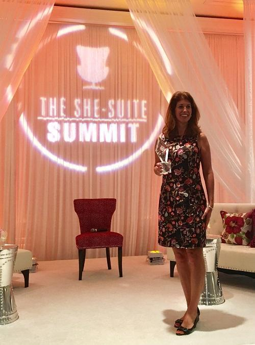 Christine Angles - She-Suite® Entrepreneur Champion of Change