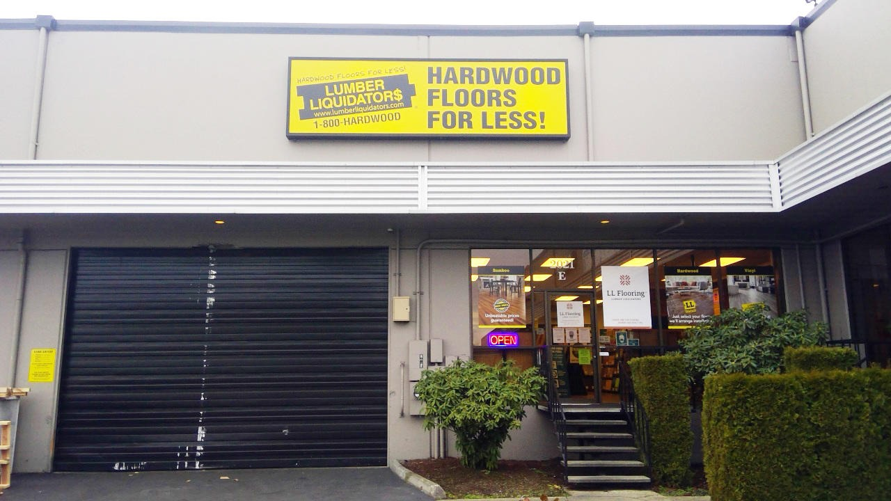 LL Flooring #1225 Bellevue | 2021 130th Avenue NE | Storefront