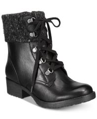 Image of Baretraps Orley Lace-Up Booties