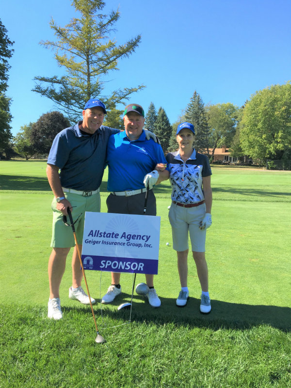 Jon Geiger - Mount Prospect Chamber of Commerce 18-Hole Golf Outing