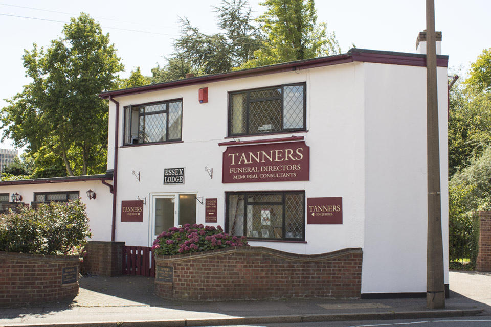 Tanners Funeral Directors in Prittlewell, Southend On Sea