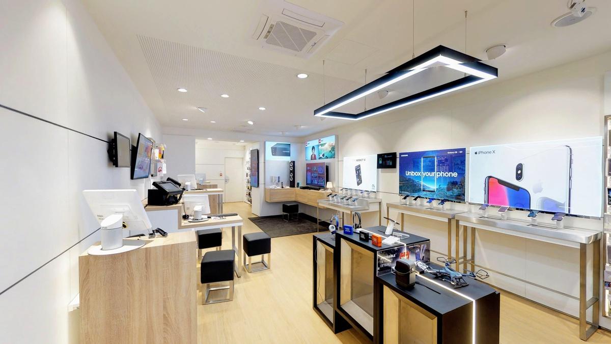 boutique sfr paris faubourg saint antoine forfaits. Black Bedroom Furniture Sets. Home Design Ideas