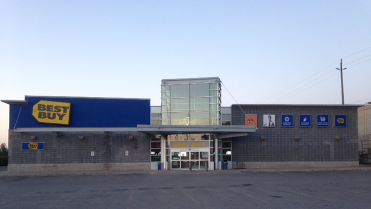 Best Buy Peterborough