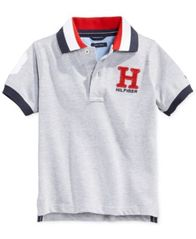 Image of Tommy Hilfiger Matt Polo, Little Boys