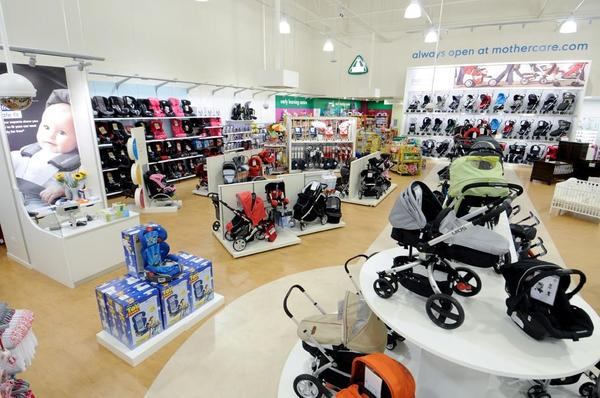 Mothercare Croydon Store Overview