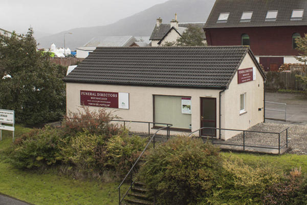 M & D MacLeod Funeral Directors in Kyle of Lochalsh